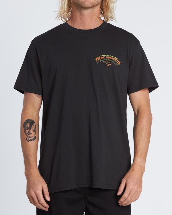 0 Pipe Master Tube - T-Shirt für Herren Schwarz S1SS72BIP0 Billabong