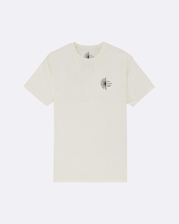 0 Pukas Surfboard Factory - Camiseta para Hombre Blanco S1SS91BIP0 Billabong