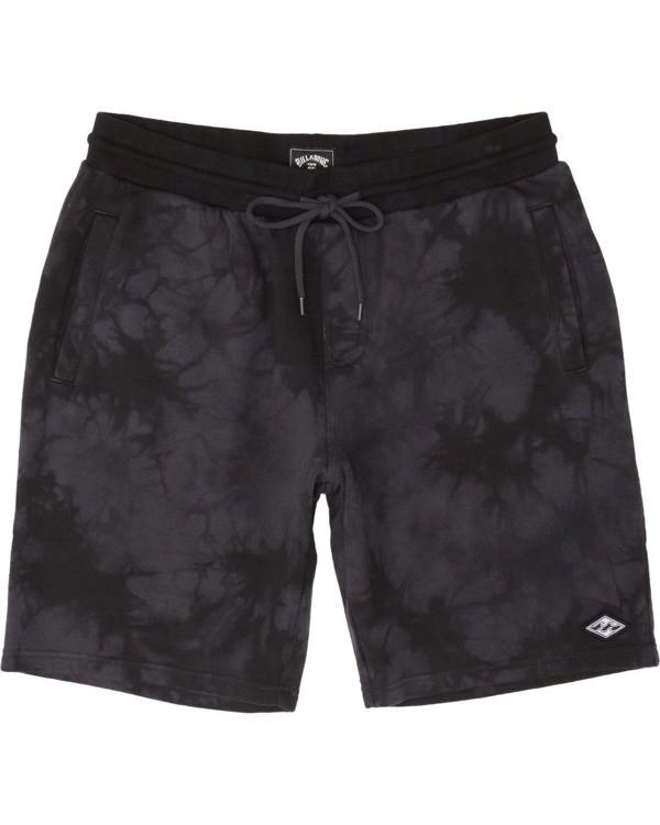 0 Wave Washed  - Short pour Homme Noir S1WK01BIP0 Billabong