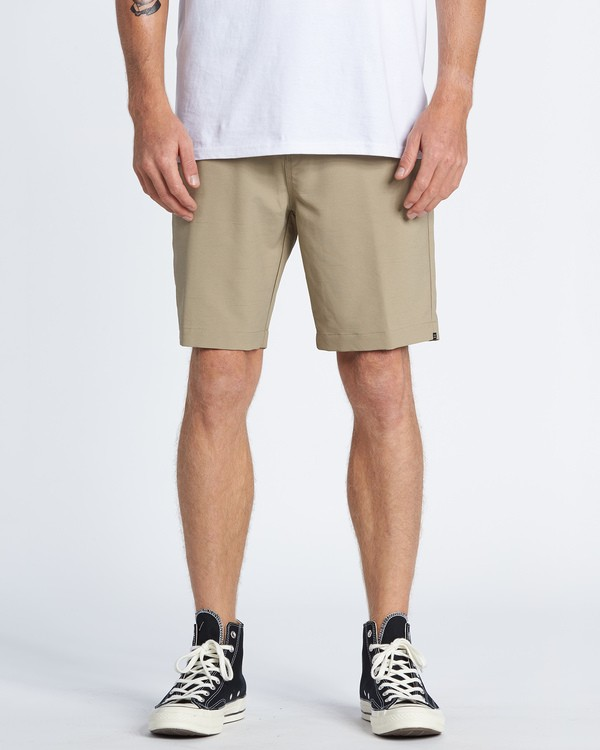 "0 Surftrek Wick 20"" - Performance Shorts für Herren Grün S1WK13BIP0 Billabong"