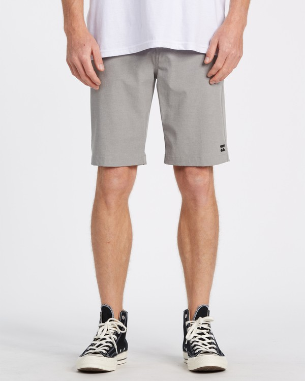 "0 Crossfire 21"" - Submersible Shorts für Herren Grau S1WK19BIP0 Billabong"