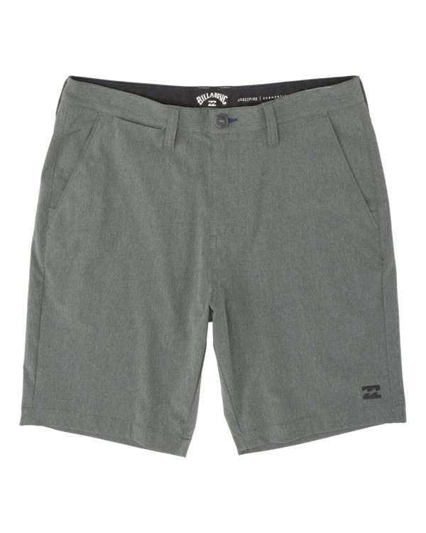 "0 Crossfire Mid 19"" - Submersible Shorts für Herren Schwarz S1WK21BIP0 Billabong"