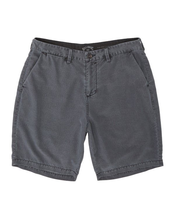 "0 New Order Ovd 19"" - Submersible Shorts für Herren Schwarz S1WK27BIP0 Billabong"