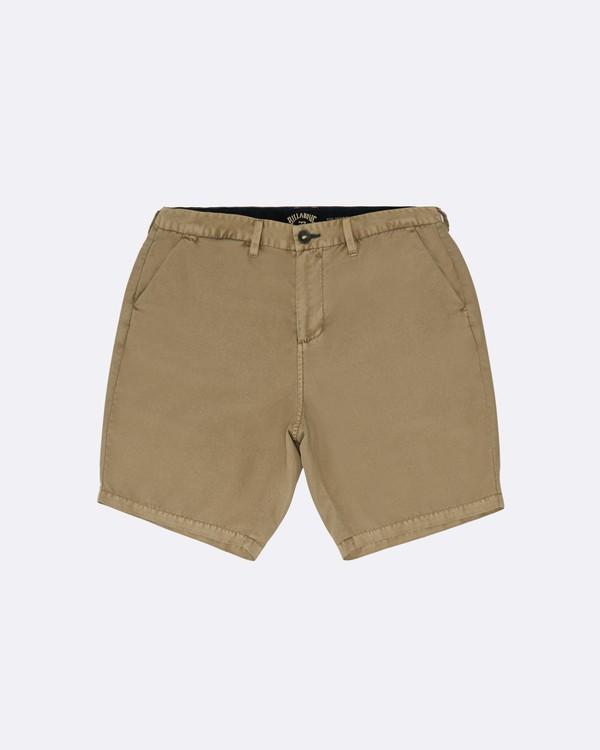 "0 New Order Ovd 19"" - Pantalones cortos sumergibles para Hombre Verde S1WK27BIP0 Billabong"