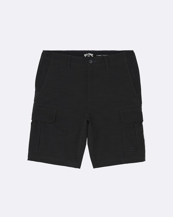 "0 Scheme Submersible 21"" - Shorts für Herren Schwarz S1WK28BIP0 Billabong"