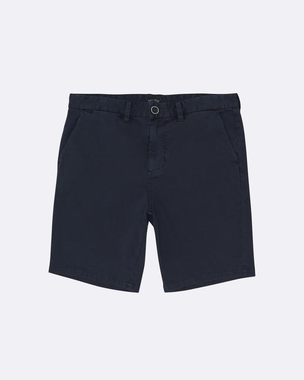 """0 New Order Wave Wash 19"""" - Shorts für Herren Blau S1WK33BIP0 Billabong"""