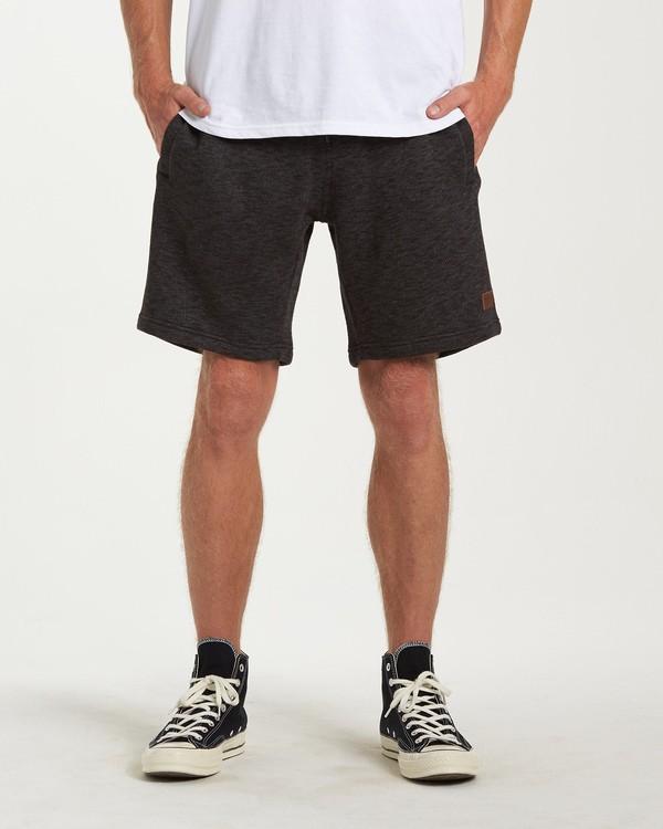 0 Balance - Pantalones cortos para Hombre Negro S1WK35BIP0 Billabong