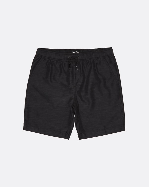 0 Larry Submersible - Shorts für Herren Schwarz S1WK36BIP0 Billabong