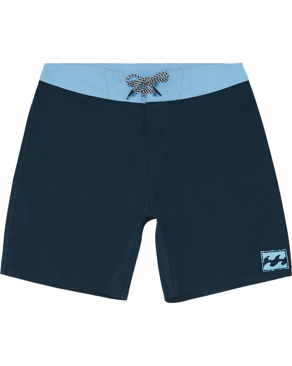 "0 All Day 15"" - Board Shorts for Boys Blue S2BS22BIP0 Billabong"