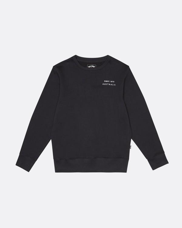 0 Arching - Fleece for Boys Black S2CR01BIP0 Billabong
