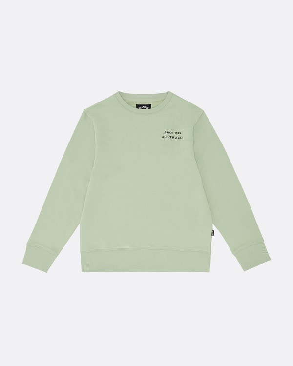 0 Arching - Sweatshirt für Jungen Grün S2CR01BIP0 Billabong