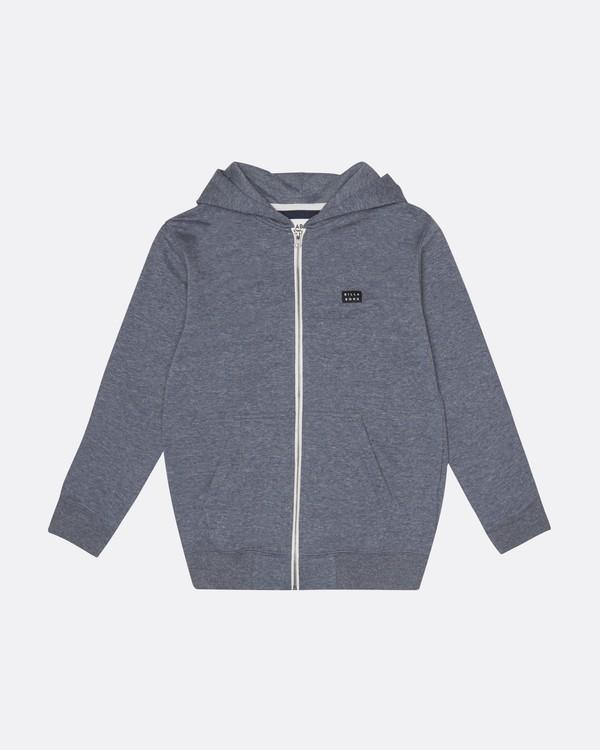 0 All Day Zip - Sweatshirt für Jungen Blau S2FL03BIP0 Billabong