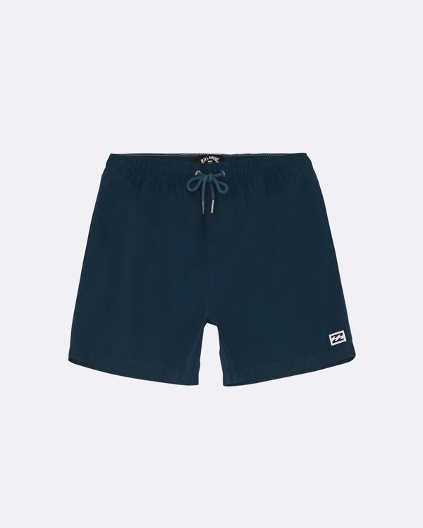 "0 All Day Laybacks 14"" - Boardshorts für Jungen Blau S2LB08BIP0 Billabong"