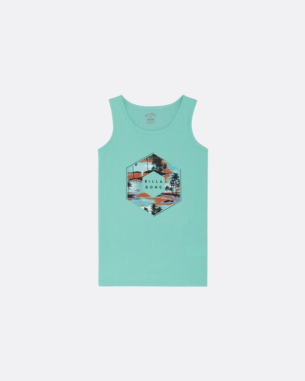 0 X Cess - Camiseta para Niño Azul S2SG02BIP0 Billabong