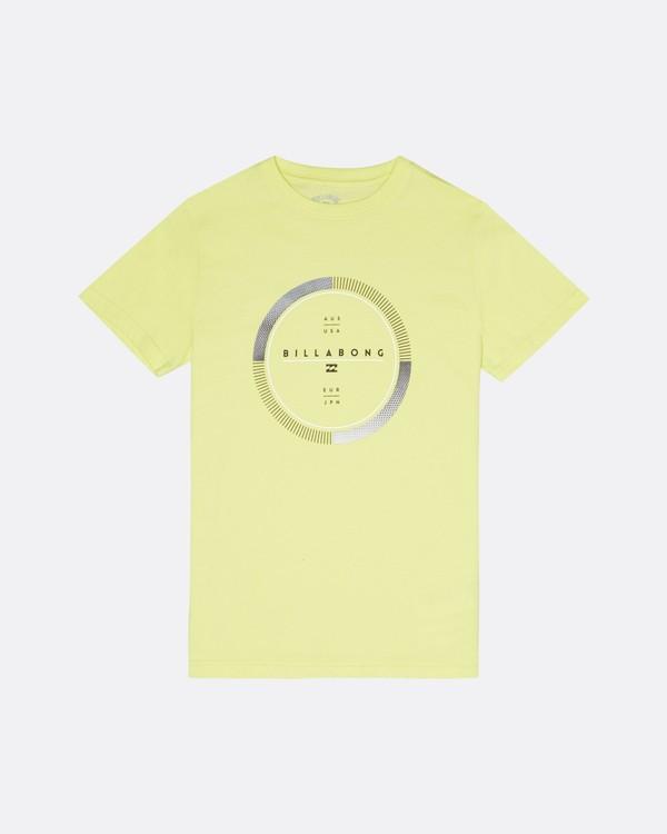 0 Full Rotator - T-Shirt for Boys Multicolor S2SS02BIP0 Billabong