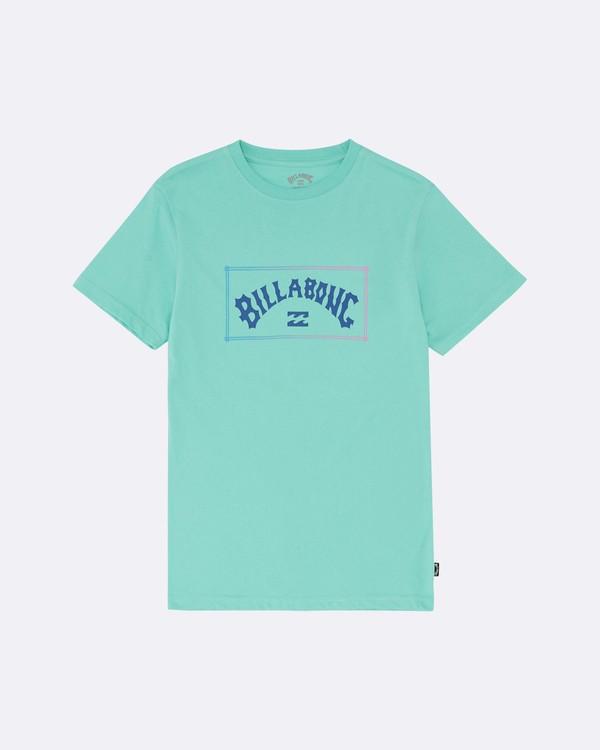 0 Arch - Camiseta para Niño Negro S2SS04BIP0 Billabong