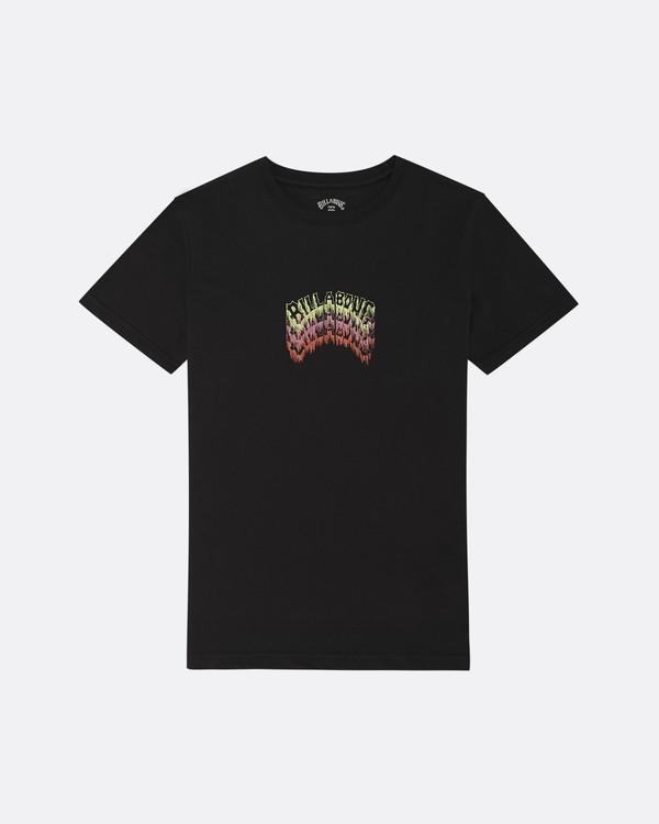 0 Triple Arch - T-Shirt für Jungen Schwarz S2SS05BIP0 Billabong