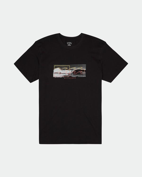 0 Inverse - T-Shirt für Jungen Schwarz S2SS12BIP0 Billabong
