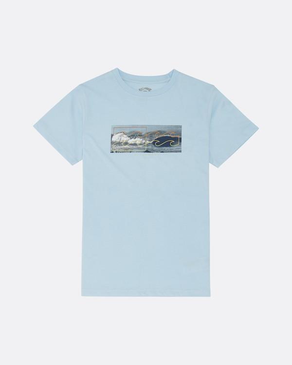 0 Inverse - T-Shirt für Jungen Blau S2SS12BIP0 Billabong