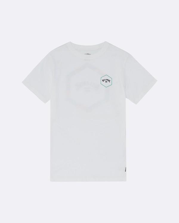 0 Access - T-Shirt for Boys White S2SS17BIP0 Billabong