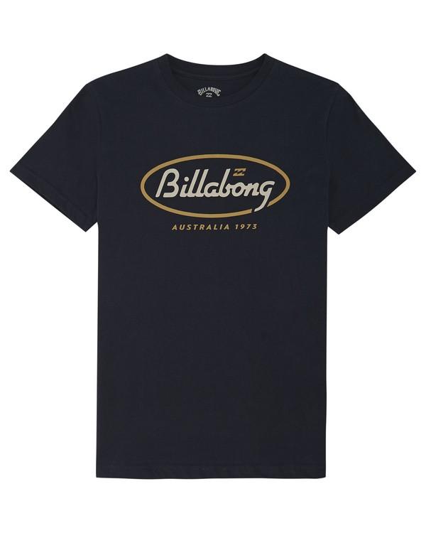 0 State Beach - T-Shirt for Boys Blue S2SS19BIP0 Billabong