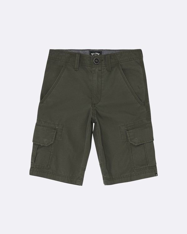 "0 Scheme Cargo 17"" - Shorts for Boys  S2WK10BIP0 Billabong"