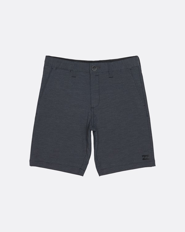 0 Crossfire Submersible - Short submersible pour Garçon Bleu S2WK13BIP0 Billabong