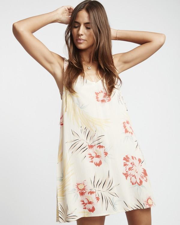 0 High Tied - Kleid für Damen Mehrfarbig S3DR04BIP0 Billabong