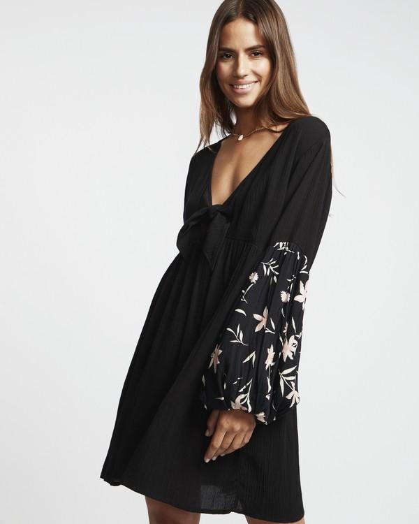 0 Blissfull - Kleid für Damen Schwarz S3DR16BIP0 Billabong