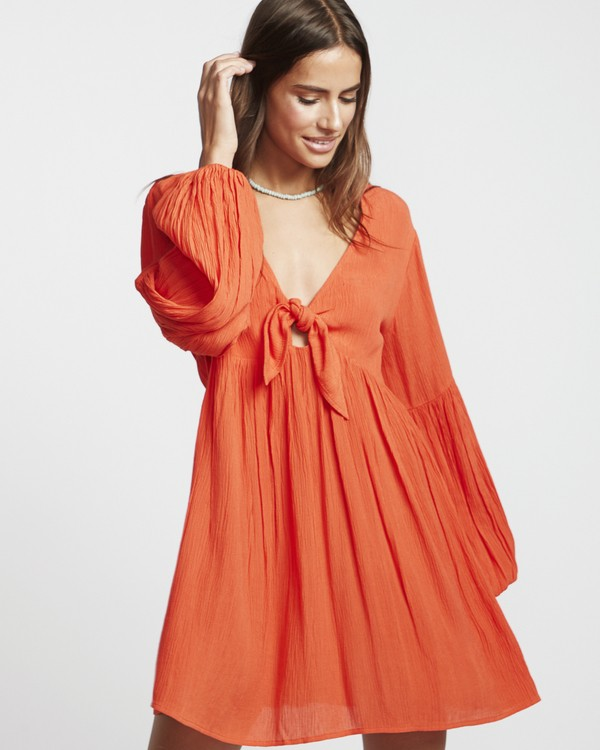 0 Blissfull - Vestido para Mujer Multicolor S3DR16BIP0 Billabong