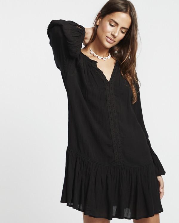 0 Good Mood - Kleid für Damen Schwarz S3DR17BIP0 Billabong