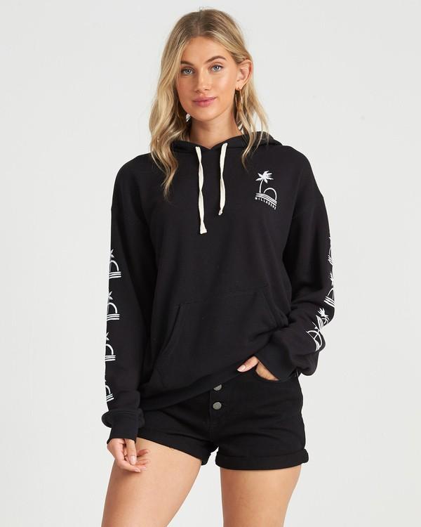 0 Vacation Days - Sweatshirt für Damen Schwarz S3HO07BIP0 Billabong