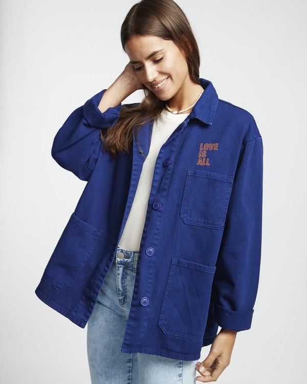 0 Working Woman - Jacke für Damen  S3JK03BIP0 Billabong