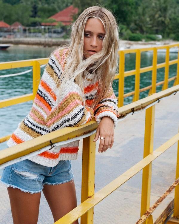 0 Easy Going - gestreifter Pullover für Damen  S3JP04BIP0 Billabong