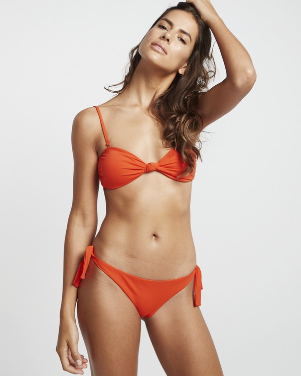 0 S.S Tanga - Braguita de bikini para Mujer Multicolor S3SB05BIP0 Billabong