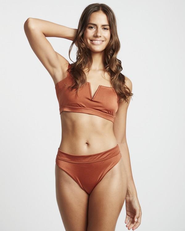 0 S.S Maui Rider - Bikinihose für Damen Braun S3SB08BIP0 Billabong