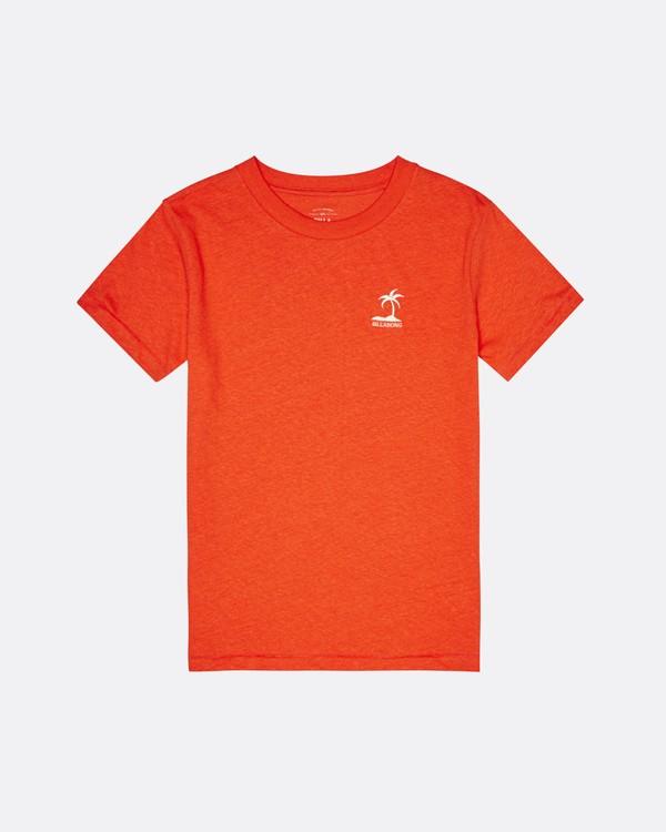 0 Babe - Camiseta para Mujer Multicolor S3SS12BIP0 Billabong