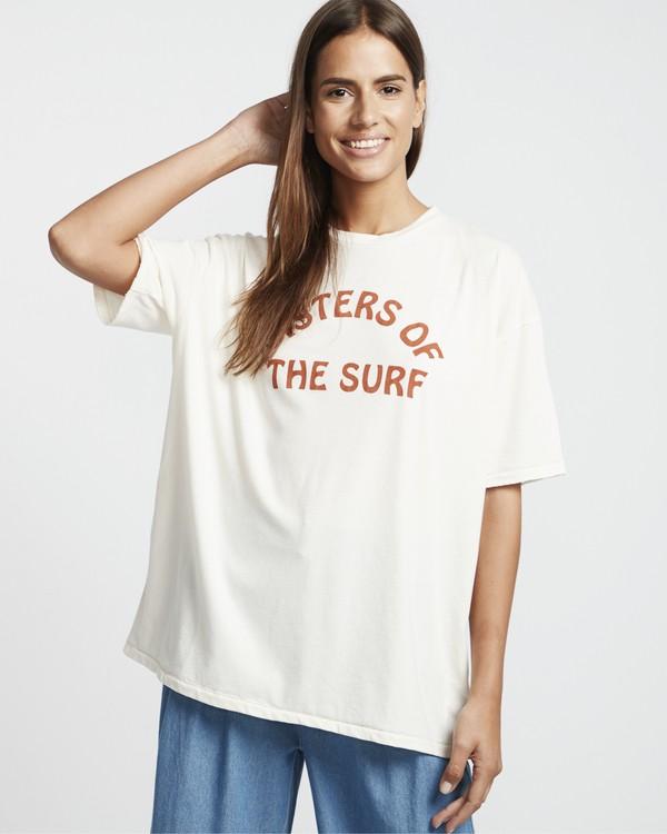 0 Eco - Graphic T-Shirt for Women White S3SS24BIP0 Billabong