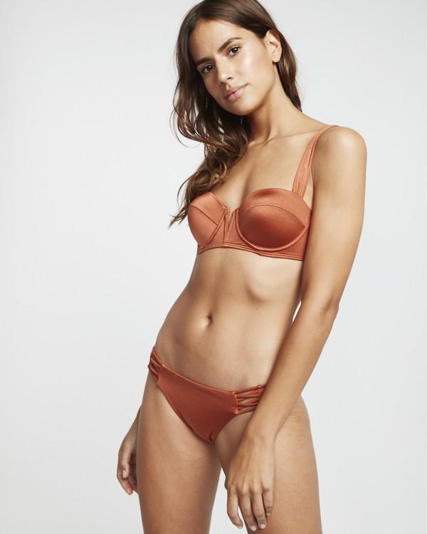 0 S.S Miami Underwire - Bikinitop für Damen Braun S3ST02BIP0 Billabong