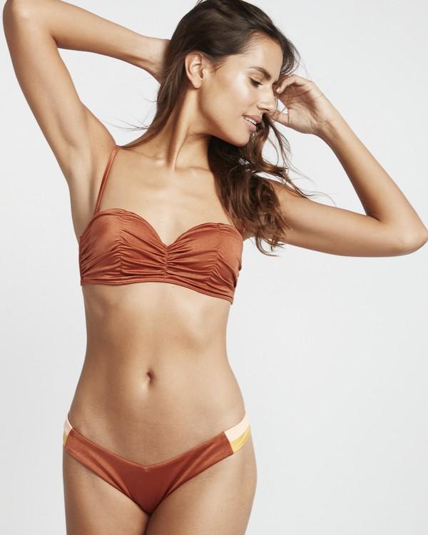 0 S.S Bustier - Bikini Top for Women Brown S3ST07BIP0 Billabong