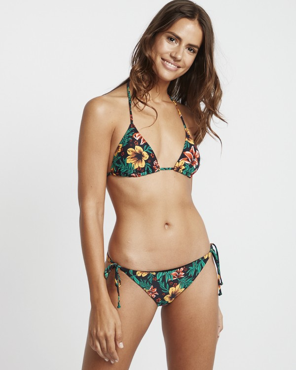 0 S.S Slide Tri - Solid Triangle Bikini Top for Women Multicolor S3ST09BIP0 Billabong