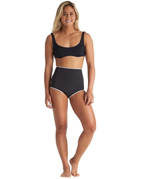 0 2mm Hightide - Pantalones cortos de surf para Mujer Multicolor S41G52BIP0 Billabong