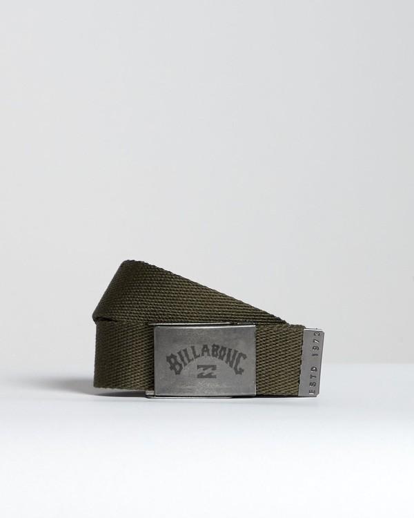 0 Sergeant - Stoffgürtel für Herren  S5BL02BIP0 Billabong