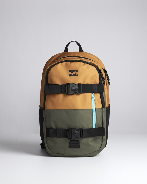 0 Command Skate - Backpack for Men Silver S5BP02BIP0 Billabong