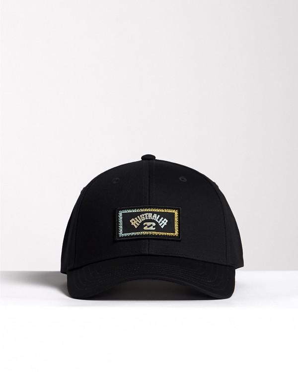 0 Dreamy Place - Snapback Cap für Herren Schwarz S5CM02BIP0 Billabong