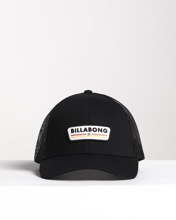 0 Walled - Trucker Hat for Men Grey S5CT02BIP0 Billabong