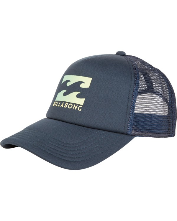0 Podium - Trucker Cap Purple S5CT10BIP0 Billabong