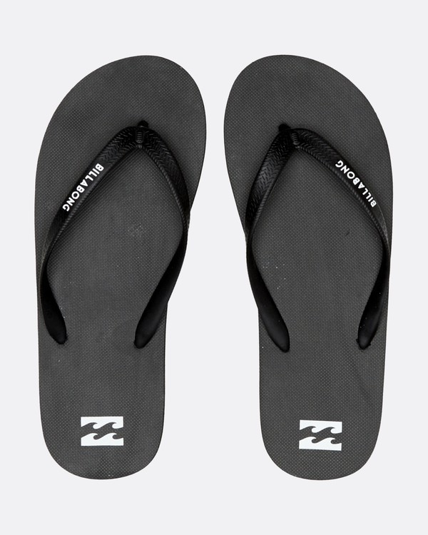 0 Tides Solid - Flip-Flops für Herren Schwarz S5FF01BIP0 Billabong