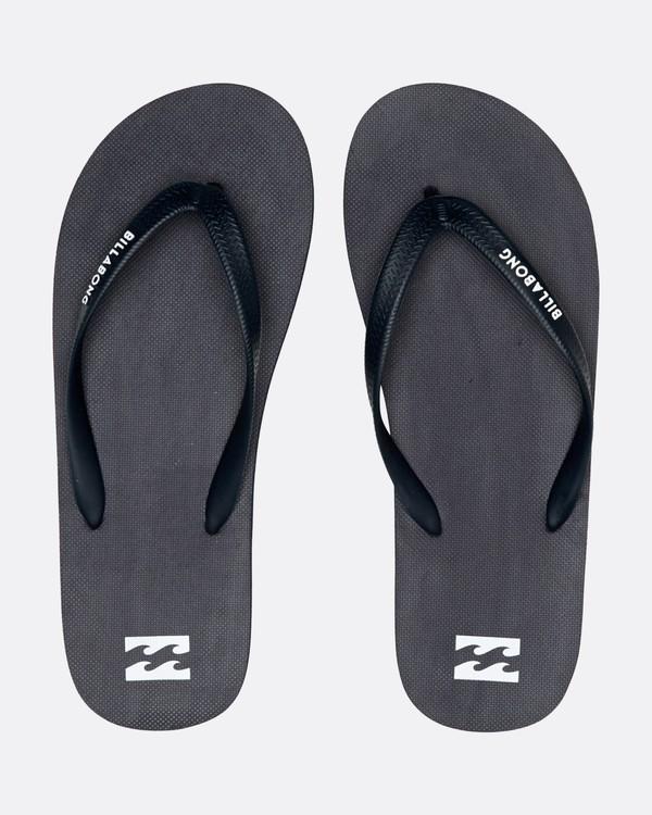 0 Tides Solid - Flip-Flops für Herren Blau S5FF01BIP0 Billabong