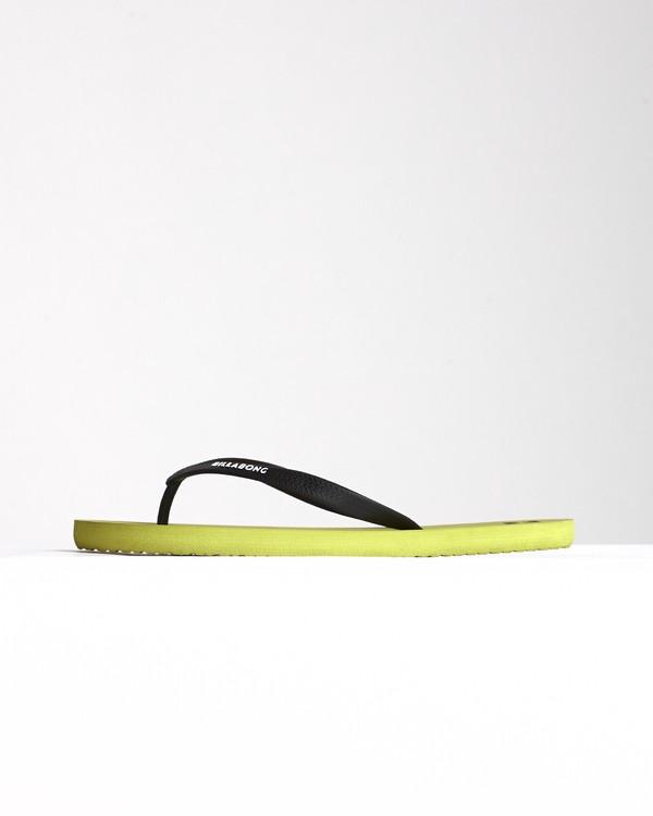 0 Tides Solid - Flip-Flops for Men Green S5FF01BIP0 Billabong